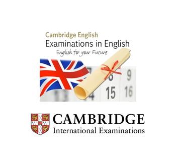 English Cambridge exams