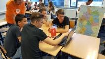 Mach-Mit Mobil op school