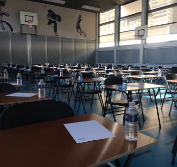 Voorbereiden op examens