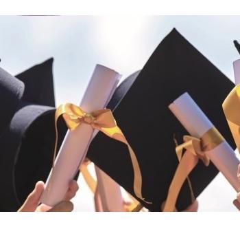 Diploma-uitreiking 2017-2018