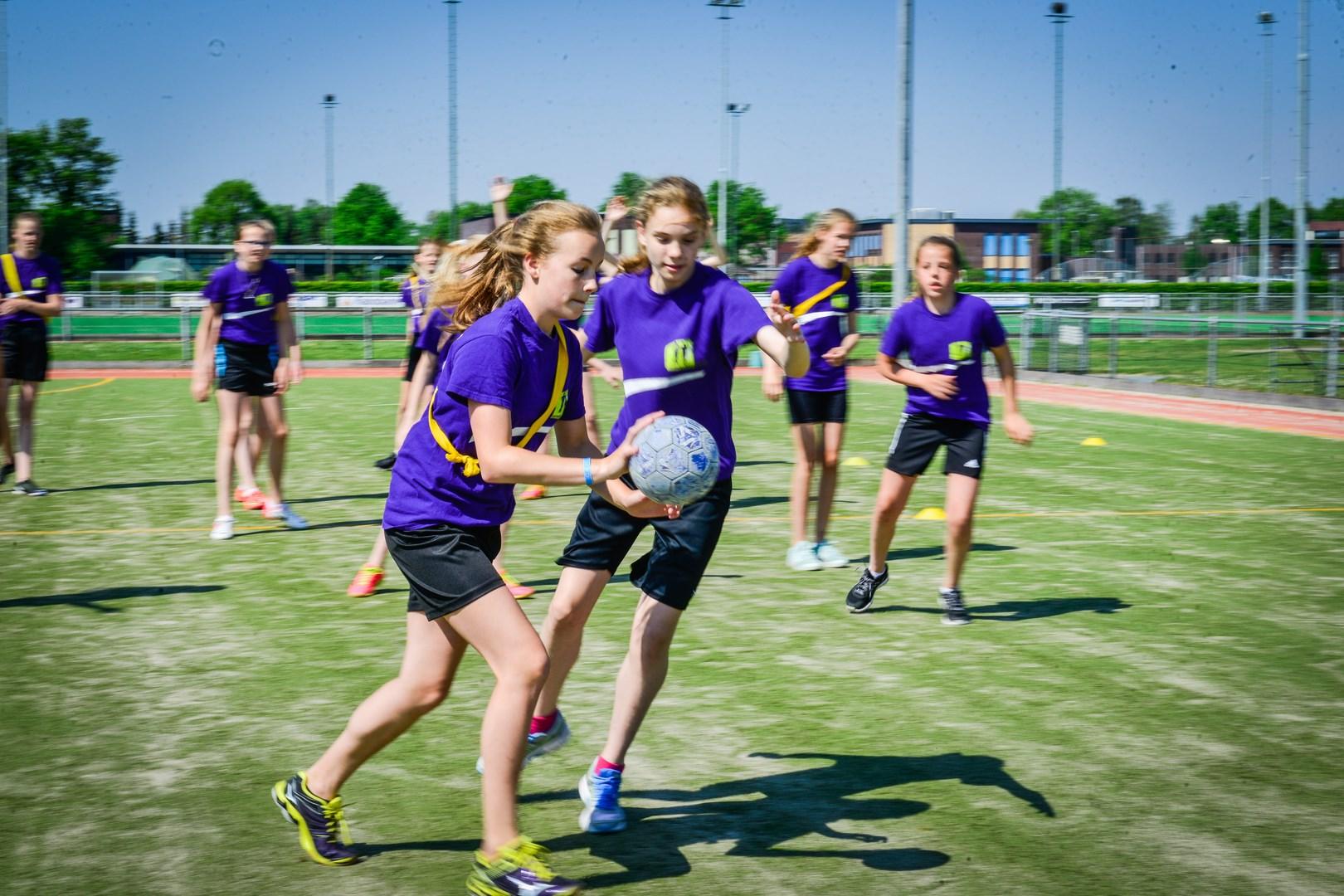 sportklas handbal