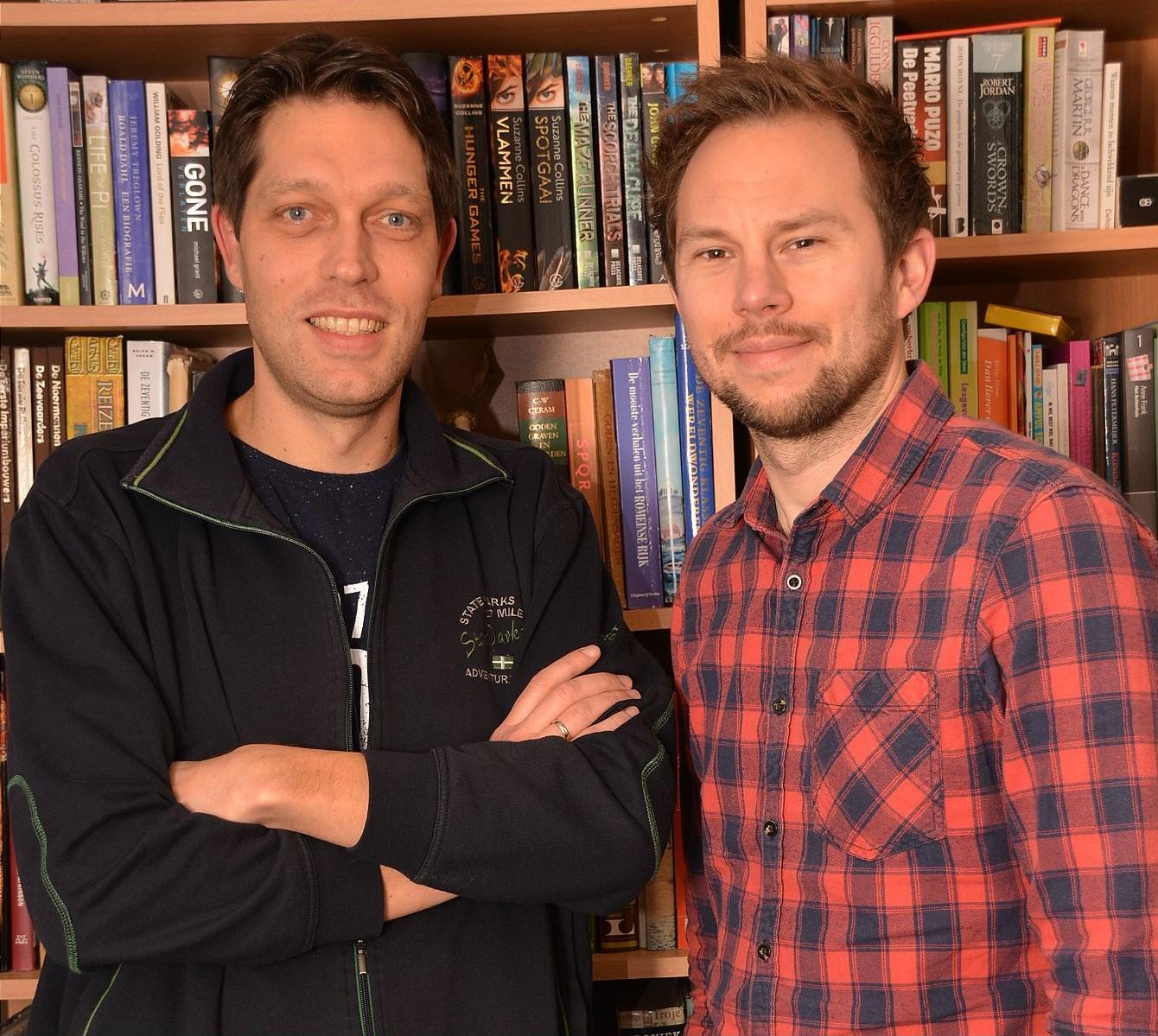 Bram Baptist (links) en Richard Zuiderveld (rechts).jpg